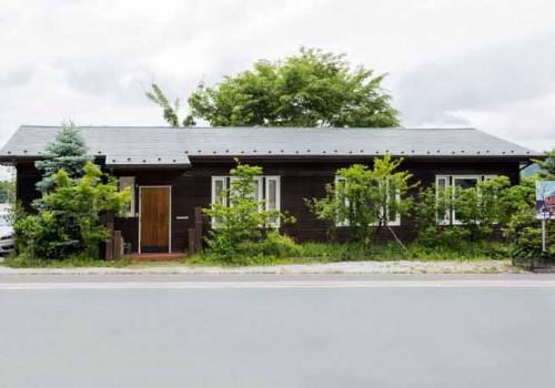 その家は、秀和<北欧の家>のルーツです。